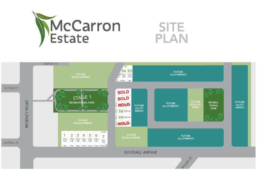 McCarron-Estate_Site-Plan_3-2017_FINAL with SOLD & HOLD