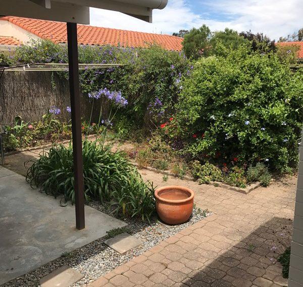 238 Sportsmans front garden